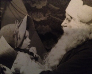 My First Visit with Santa