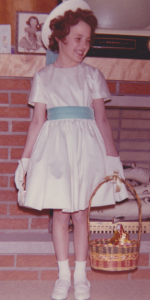 White for Easter 1962?  Rules be damned in the go-go 60s.