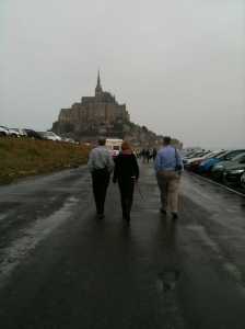 Mont-Saint-Michel 2009