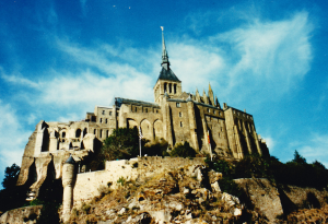 Mont-Saint-Michel 1989
