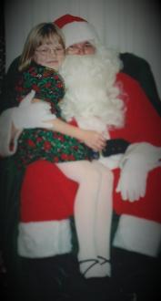 First Santa Visit (3)
