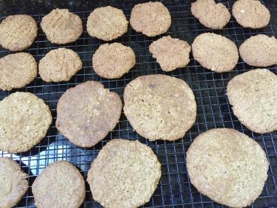 Oatmeal Cookies 5